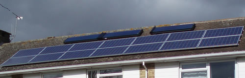 solar energy pv and thermal
